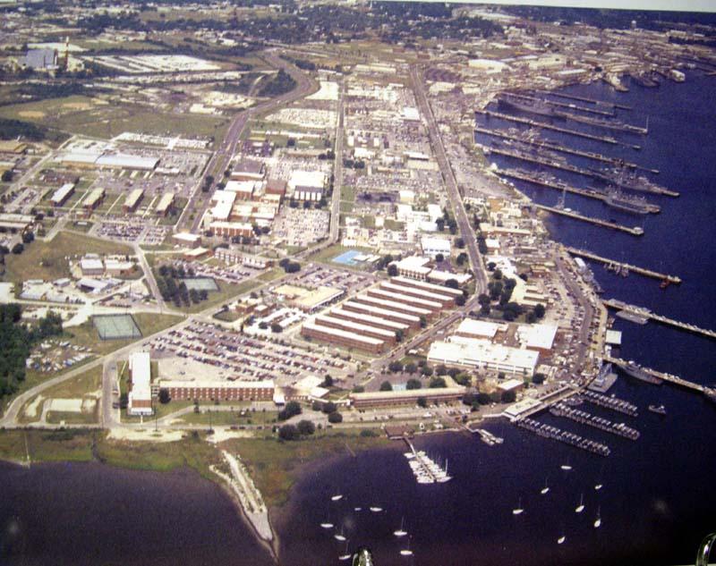 Charleston Naval Base >> 2007 Reunion Pictures